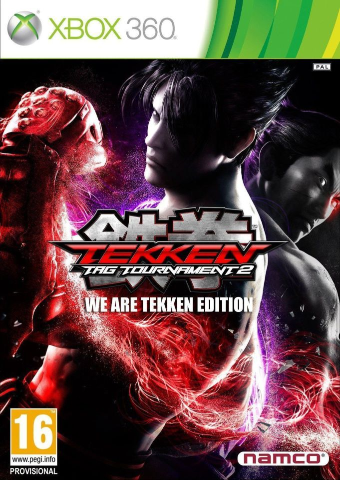 Tekken Tag Tournament 2 We Are Tekken Complete Edition Xbox 360 Zavvi Uk