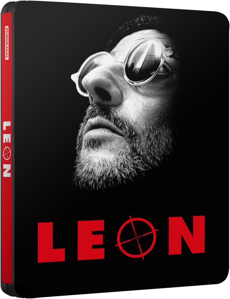 Leon 20th Anniversary Special Steelbook Edition Blu Ray