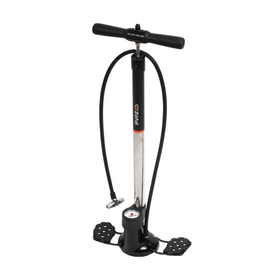 Zefal Husky Floor Pump and Gauge