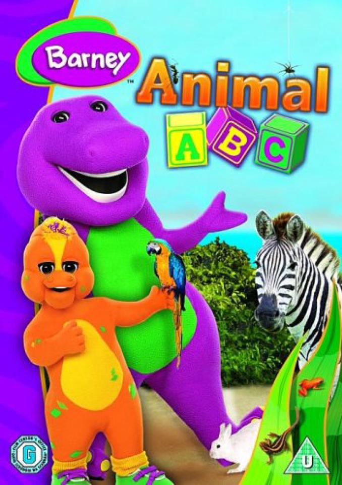 Barney Animal Abc Iwoot