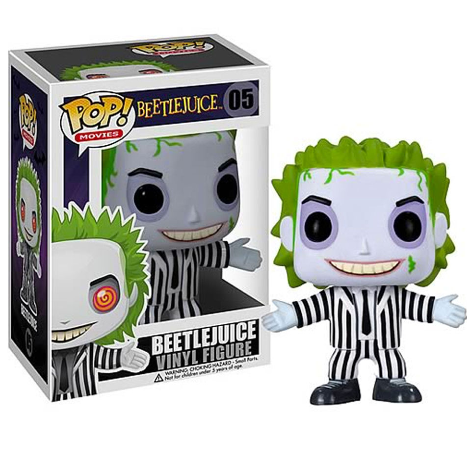 Figurine Pop! Beetlejuice