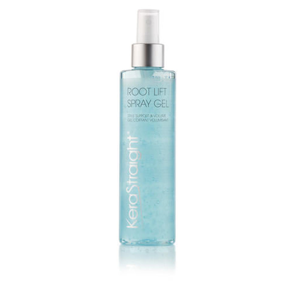 How to use root lifting spray