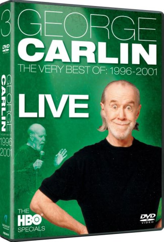 George Carlin: Box Set 3