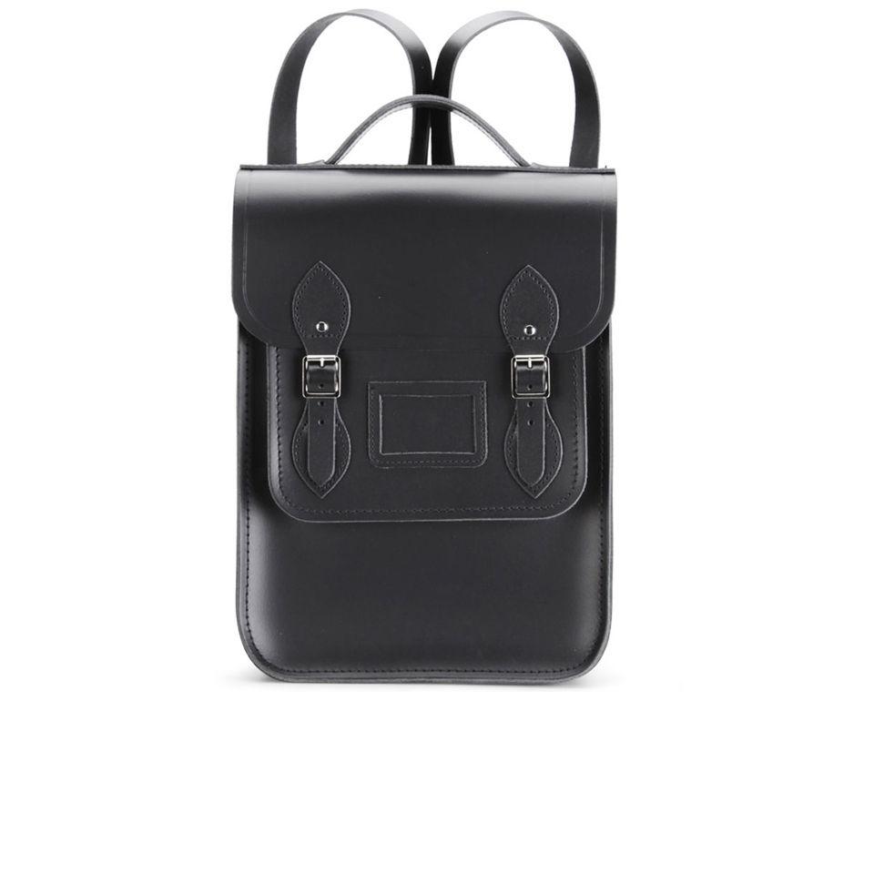 d1fd89950 ... The Cambridge Satchel Company Portrait Leather Backpack - Black