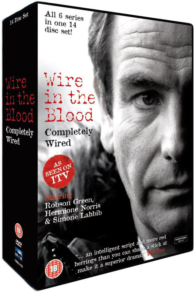 Wire In The Blood - Completely Wired (Box Set)
