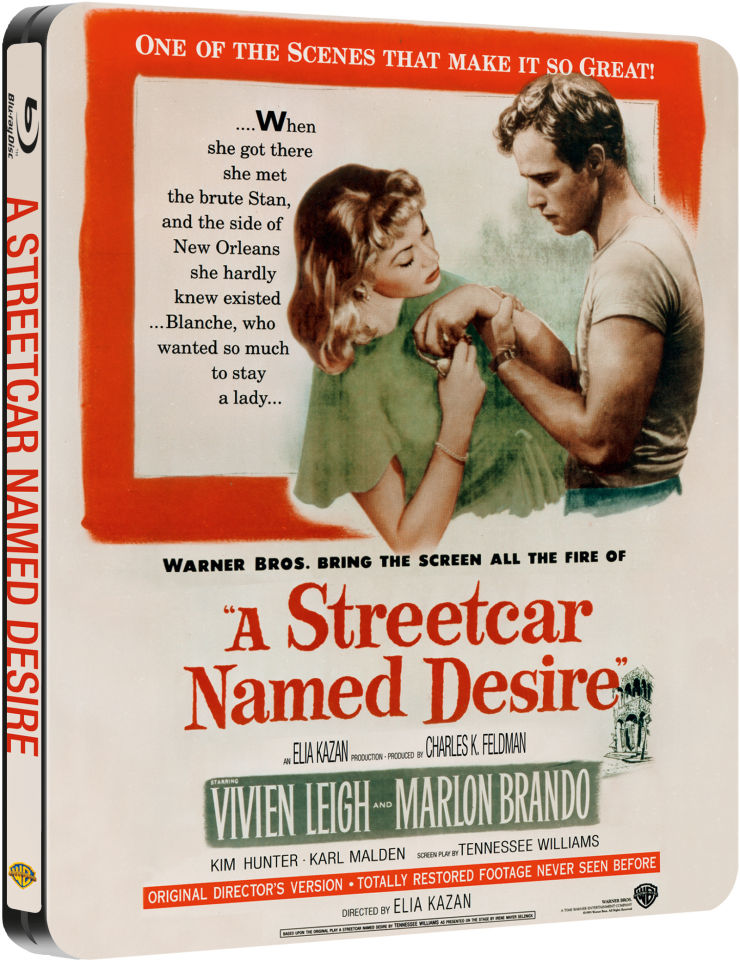 a streetcar named desire psychological drama Watch a streetcar named desire starring marlon brando in this drama on directv it's available to watch.