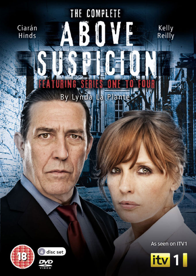 Above Suspicion - Series 1-4