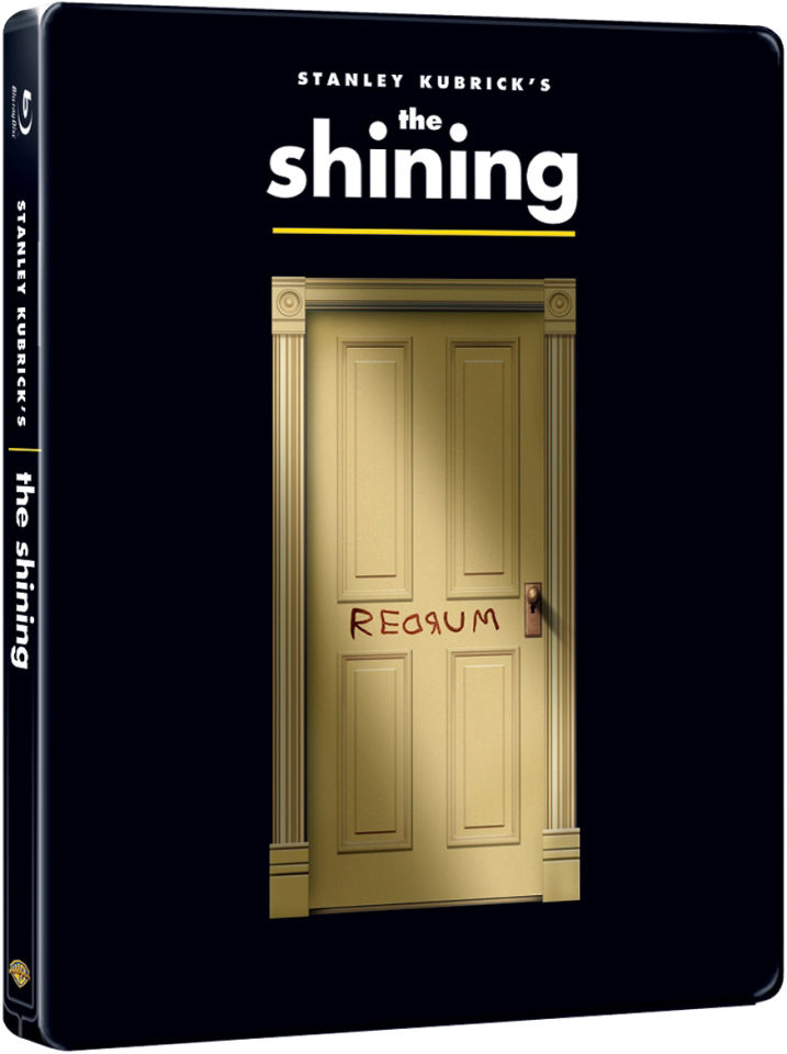 The Shining - Zavvi Exclusive Limited Edition Steelbook (UK EDITION) & The Shining - Zavvi Exclusive Limited Edition Steelbook (UK EDITION ...