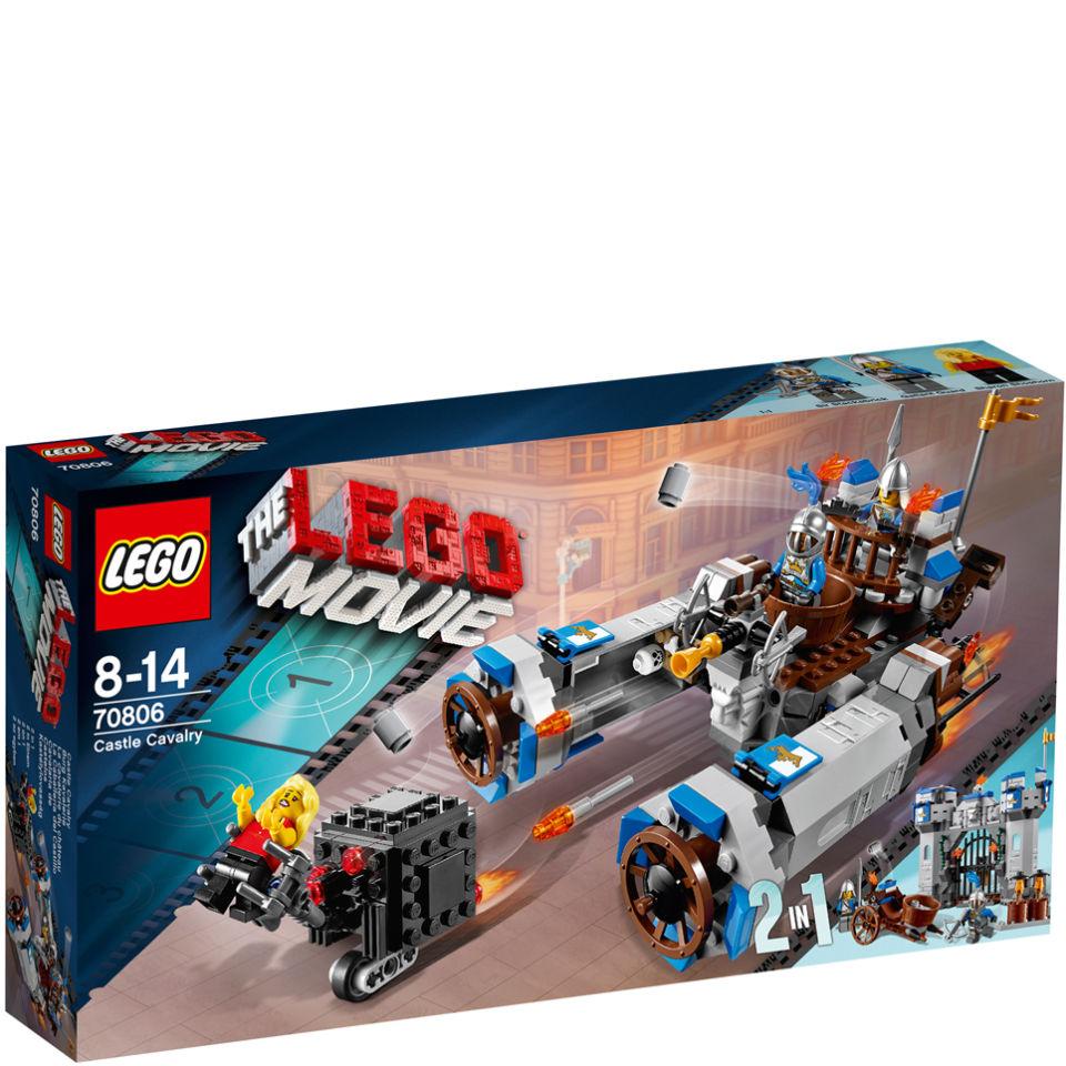 Lego Movie Castle Cavalry 70806 Iwoot Uk