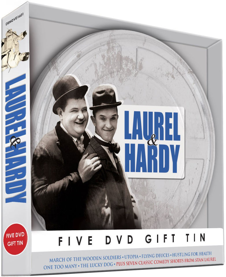 Laurel and Hardy Film Reel Collection
