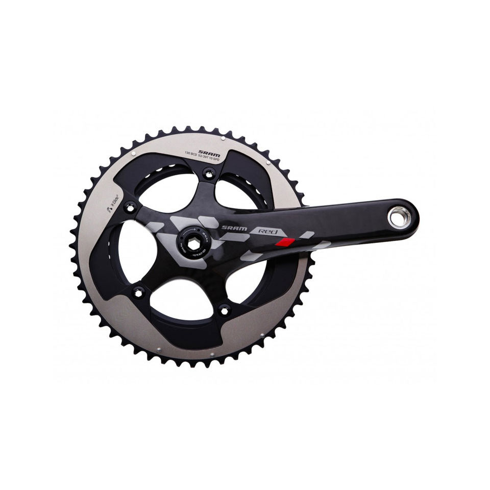 SRAM Red BB30 Bicycle Chainset - 2012