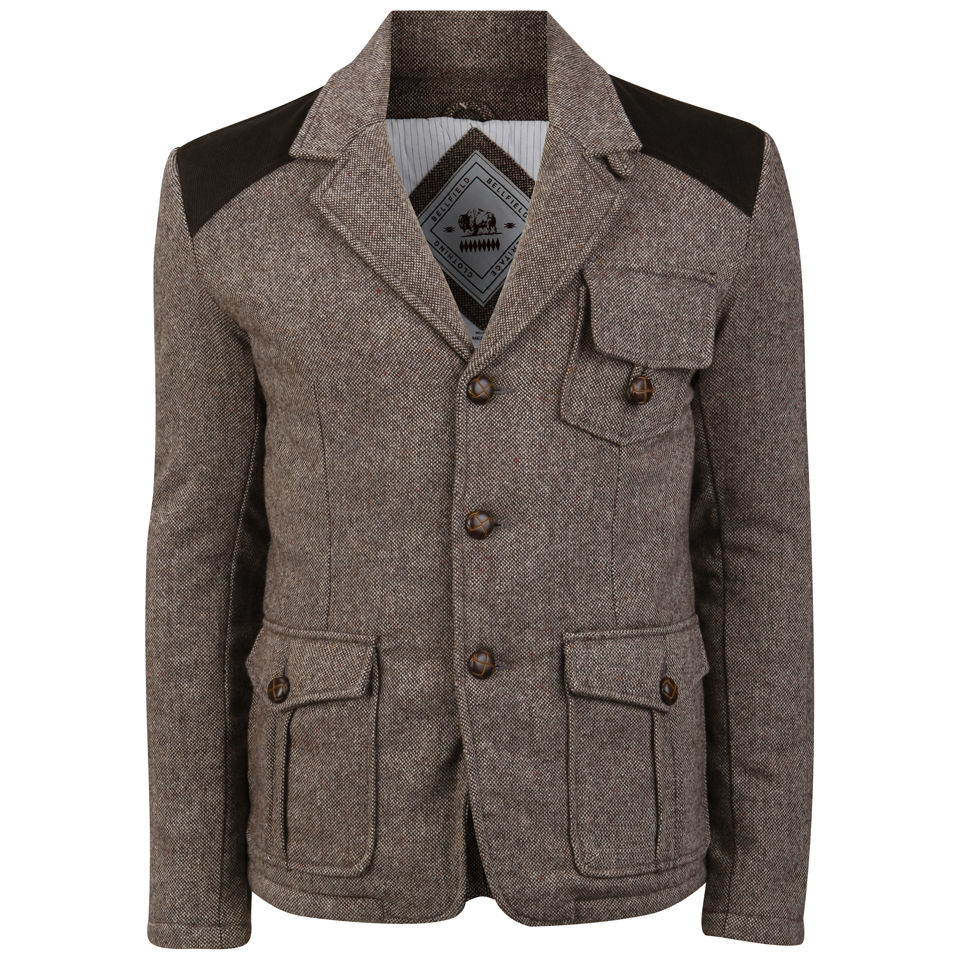Tweed Jacket Men