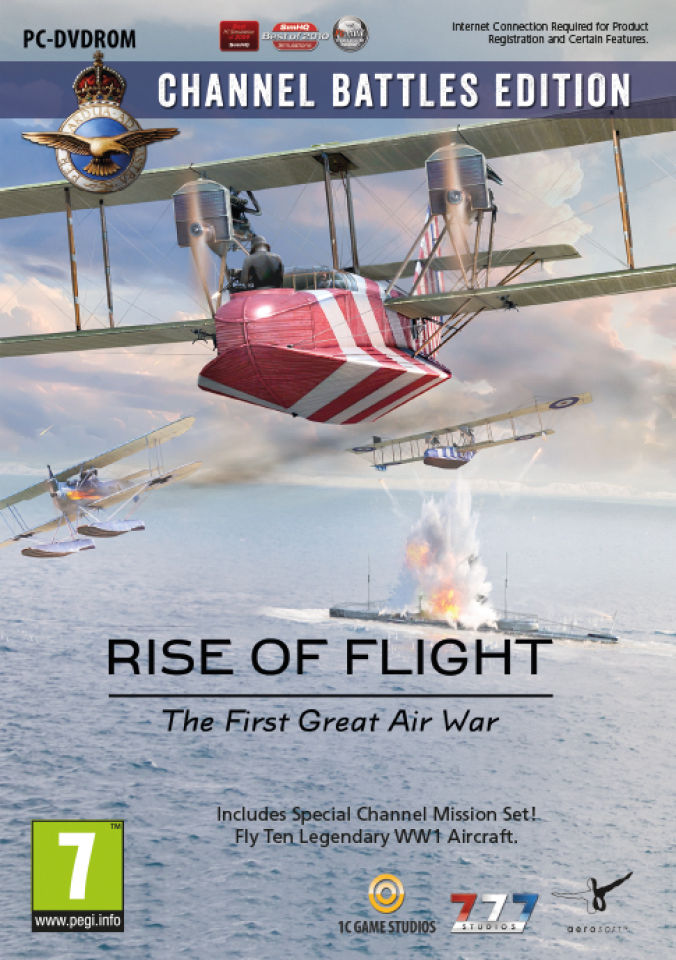 Rise of Flight - Channel Battles Edition