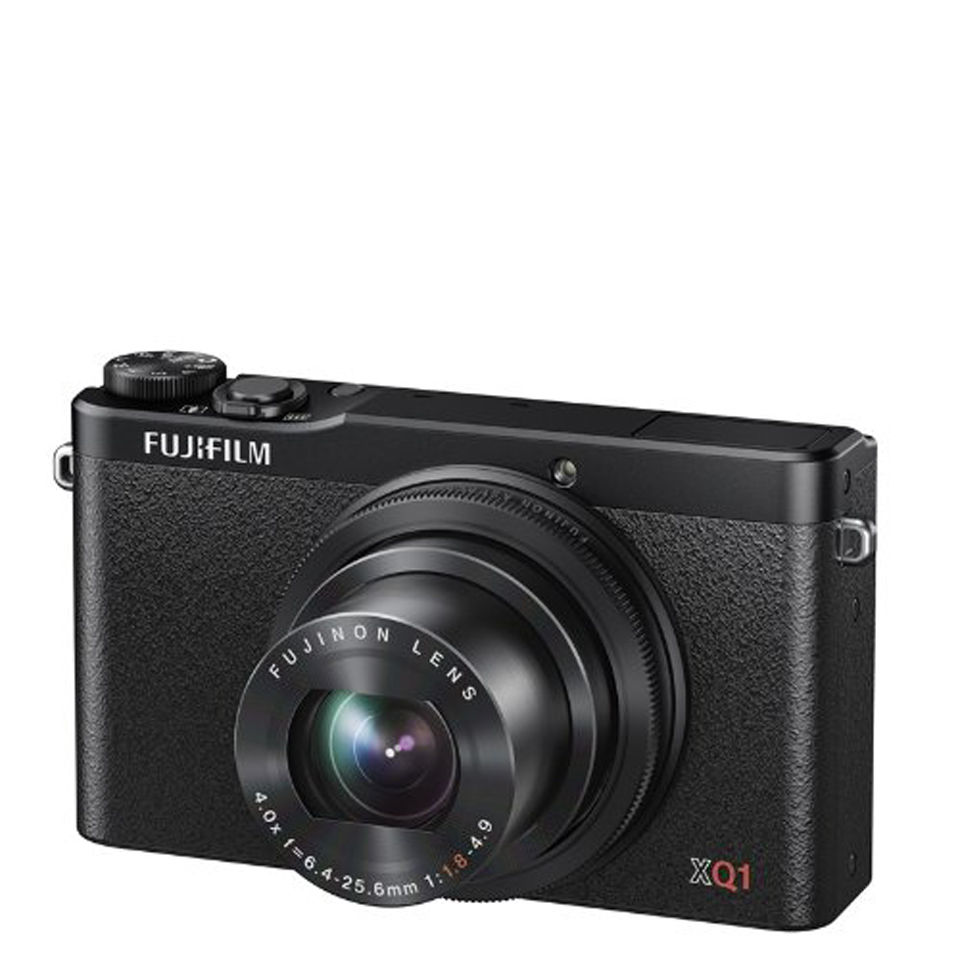 Fujifilm XQ1 Compact Digital Camera (HD 1080p, 12MP, 4x ...