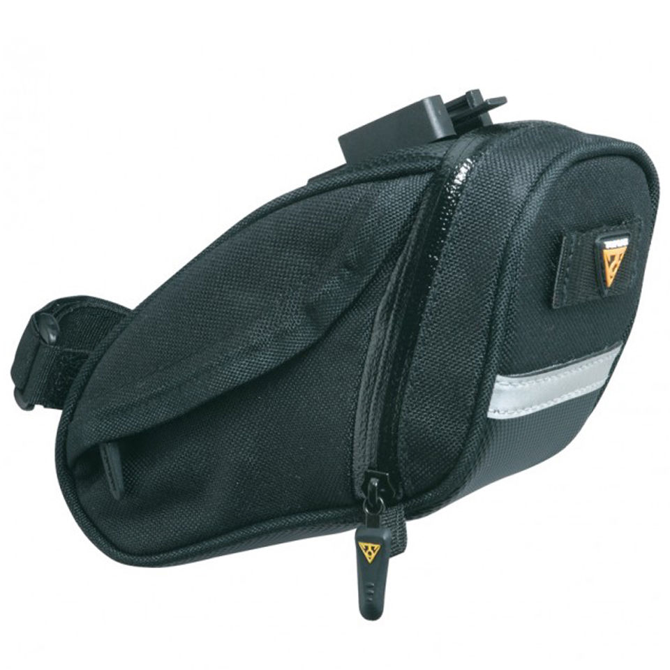 Topeak Wedge Aero DX QR Saddlebag - Medium