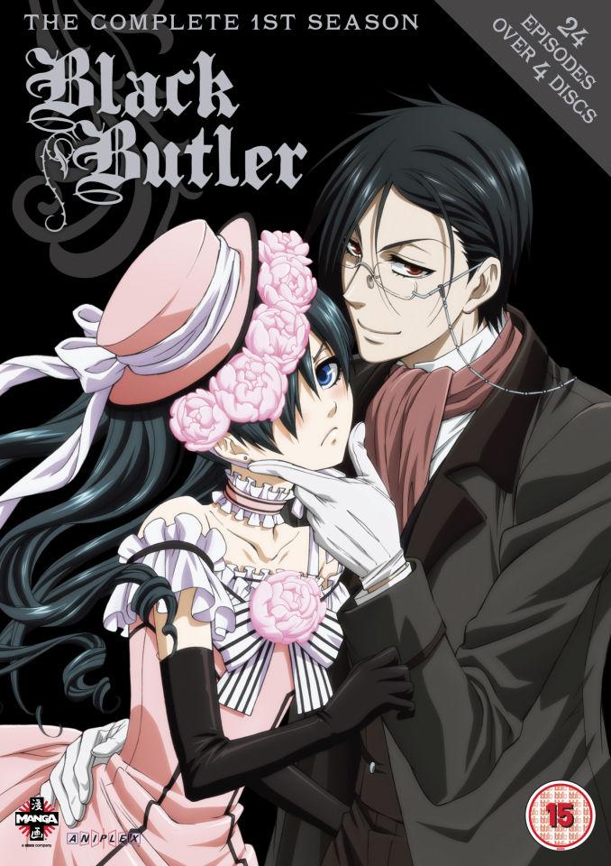 Black Butler Bs To