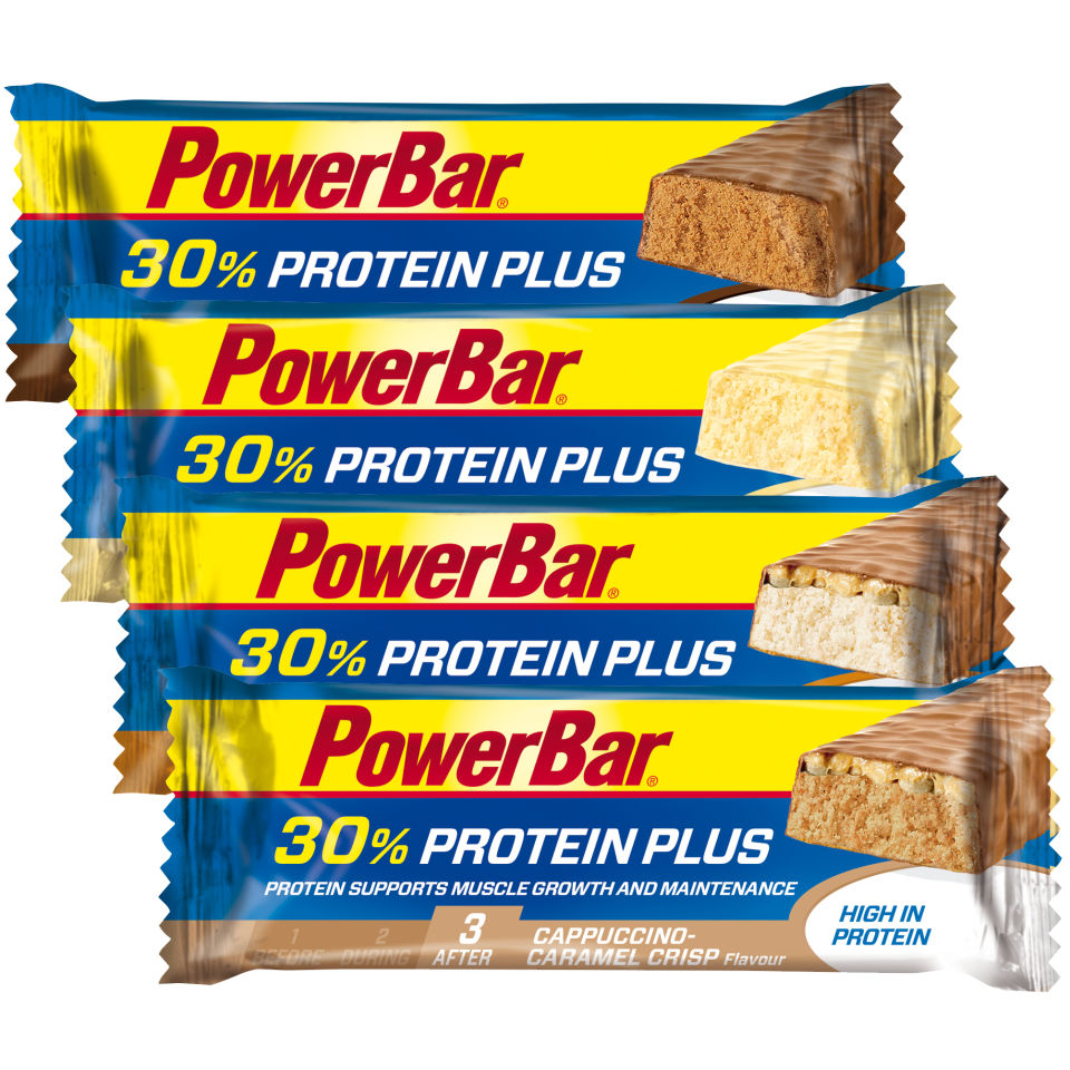 Powerbar protein plus review