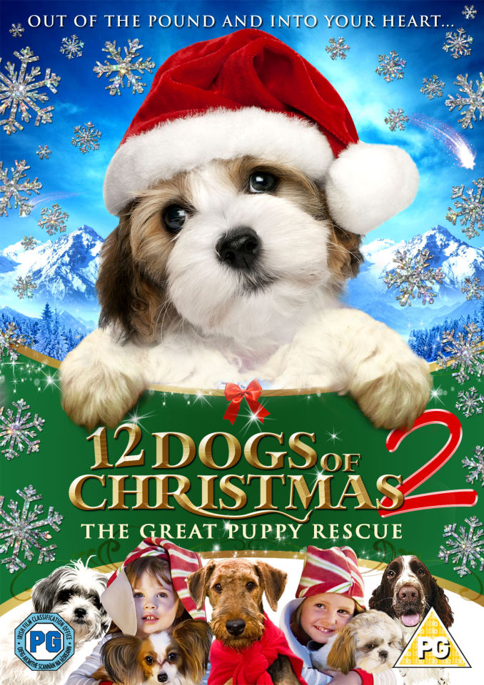 12 Dogs of Christmas 2: Great Puppy Race