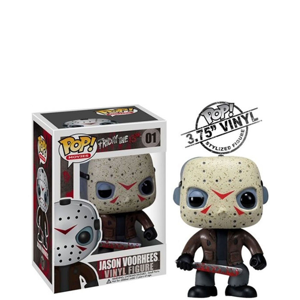 Figurine Pop! Jason Voorhees Vendredi 13