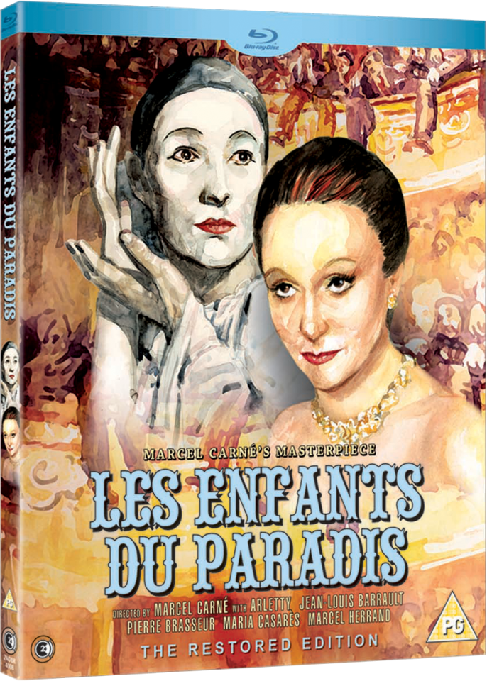 Les Enfants Du Paradis: The Restored Edtion