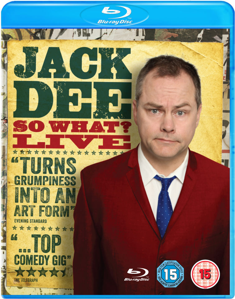 Jack Dee: So What Live