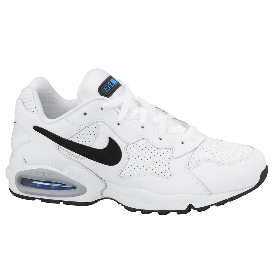 06ddba8be687 Nike Men s Air Max Triax   94 Leather Trainers - White Black. Description