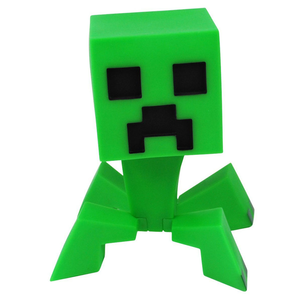 Figurine Articulée Minecraft – Creeper 15cm
