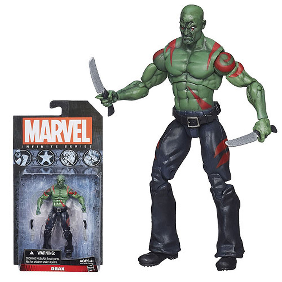 Marvel Infinite Series Guardians Of The Galaxy Drax 3 3 4