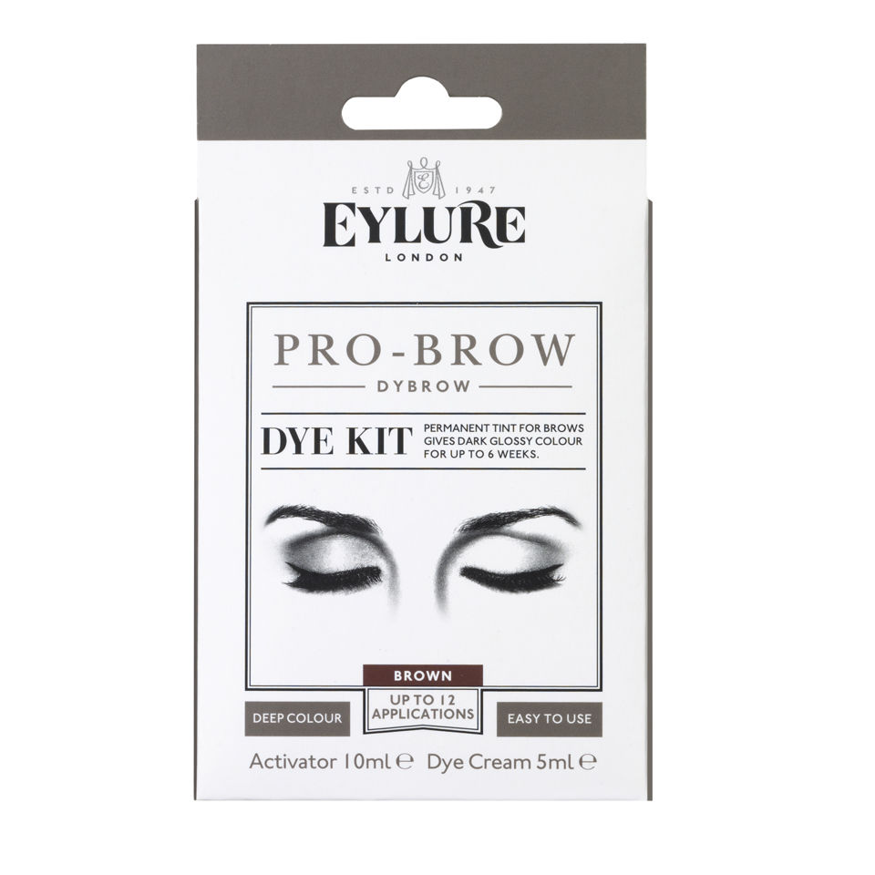 3b6f6e23a92 Eylure Pro-Brow Dybrow - Dark Brown   Free Shipping   Lookfantastic