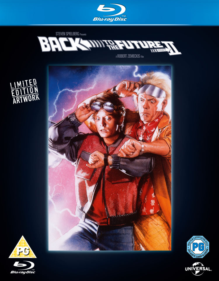 Back to the Future: Part 2 - Original Poster Series