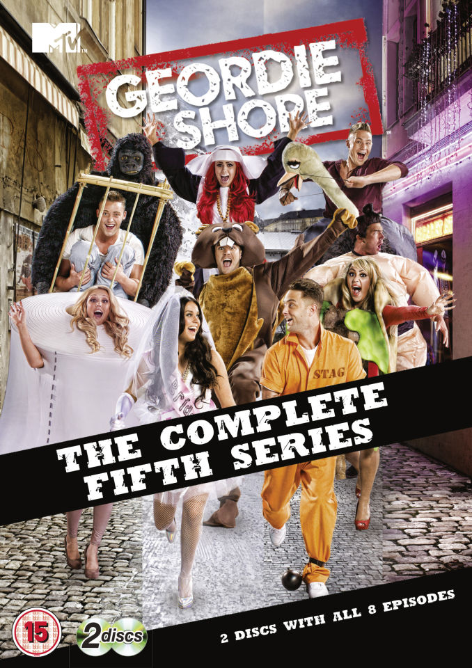 Geordie Shore - The Complete Fifth Series