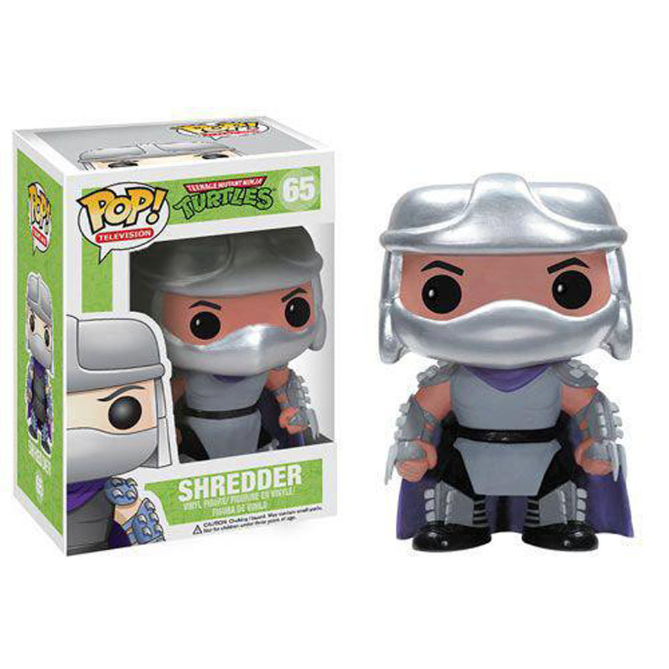 Figurine Shredder Tortues Ninja Funko Pop!