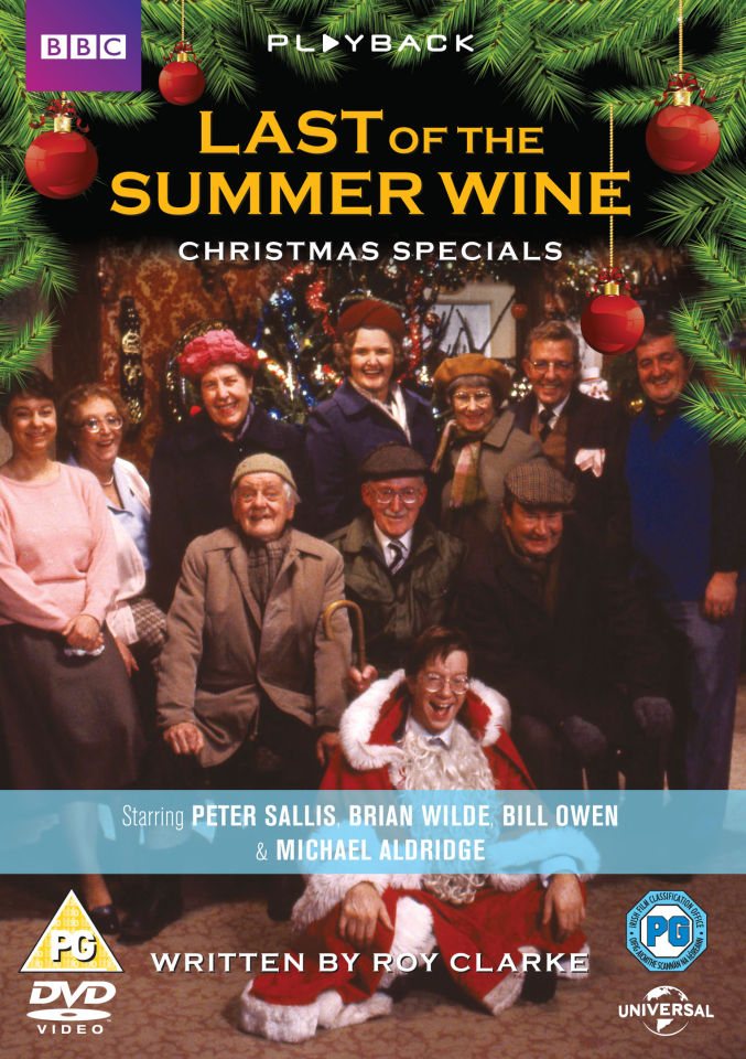 Last of The Summer Wine: The Christmas Specials Volume 1