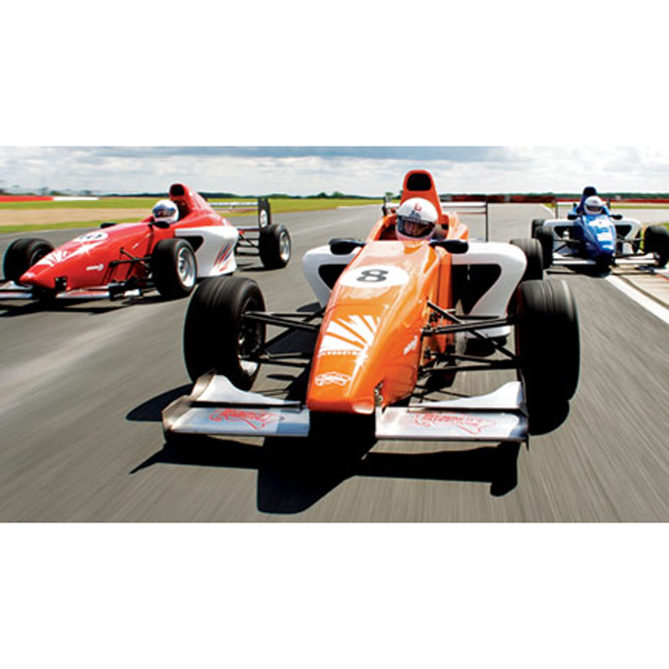 Special Offer Motor Racing Experience At Silverstone Iwoot