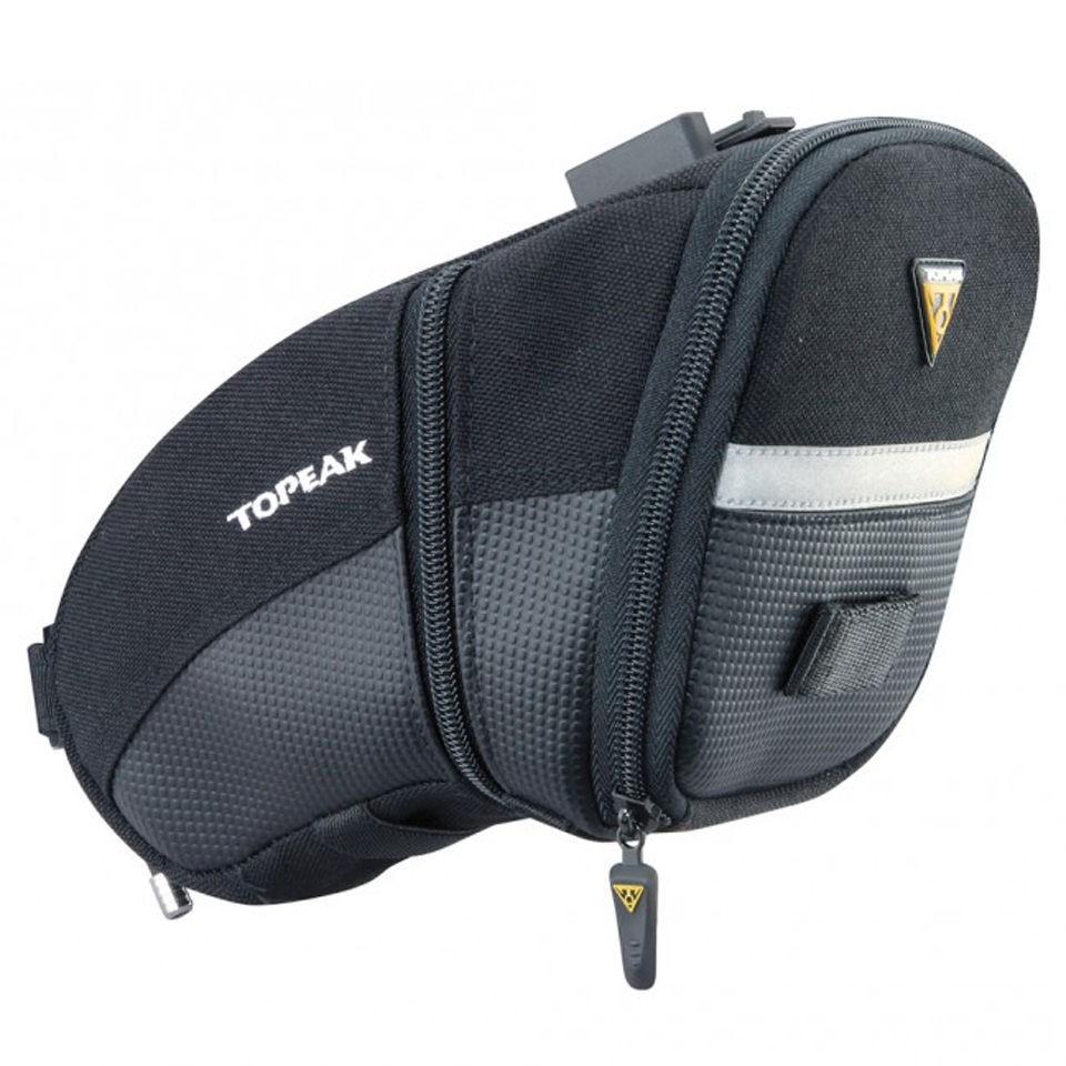 Topeak Wedge Aero QR Saddle Bag - Large