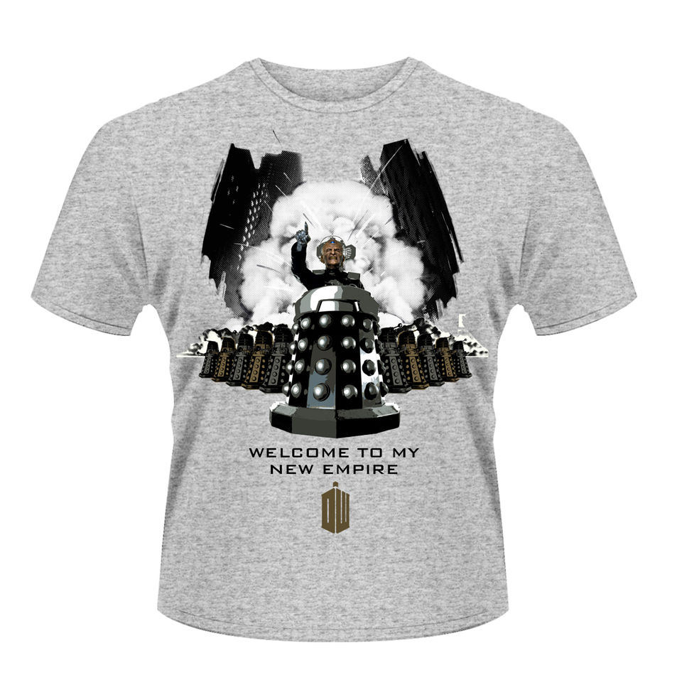 977e7259770 Doctor Who Men s T-Shirt - Davros Army Merchandise