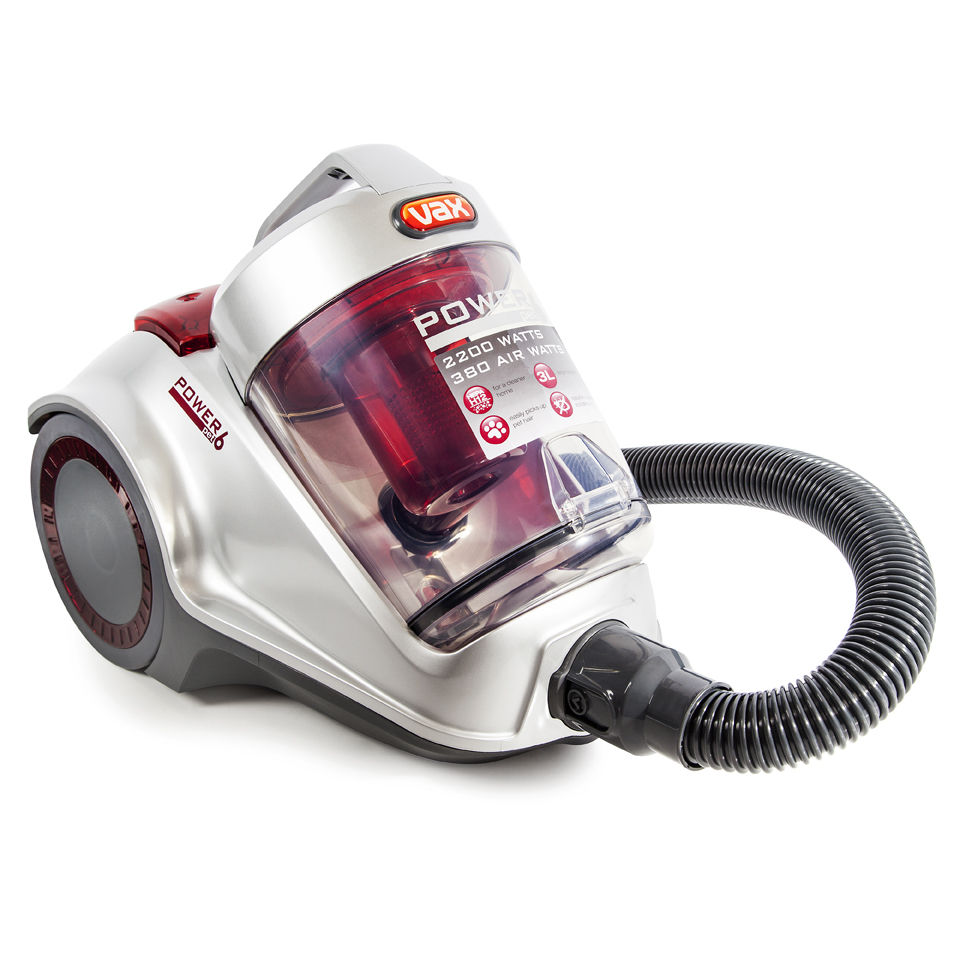 VAX 2200W Power Pet Cylinder Vacuum
