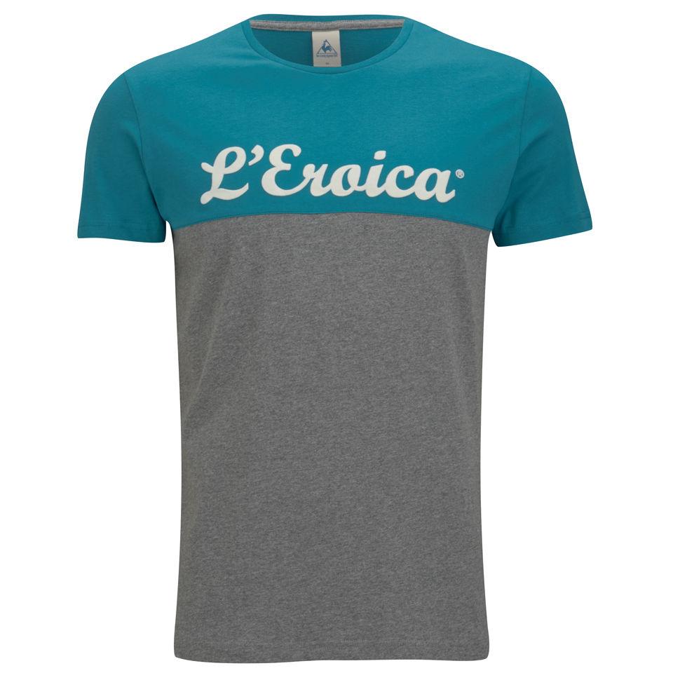 43a1536ee024 Le Coq Sportif Men s L Eroica T-Shirt - Grey