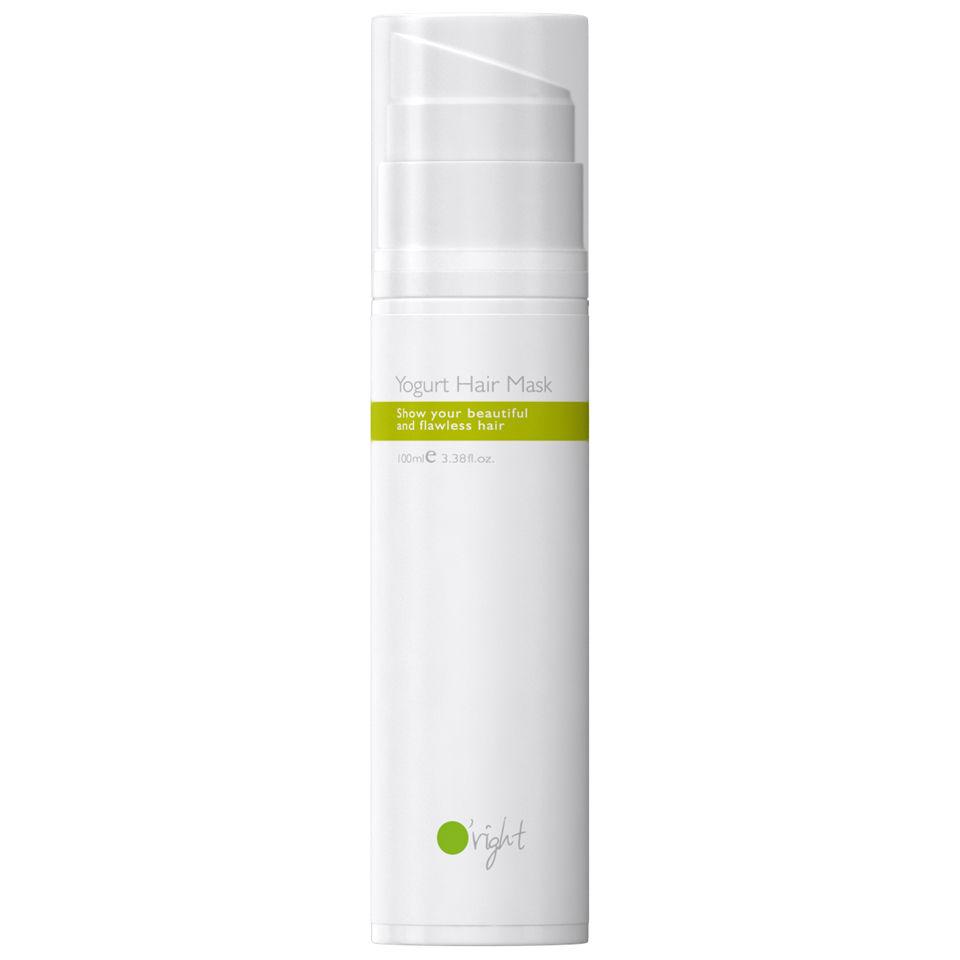 e2f7d7f0950 O right Yogurt Hair Mask (100ml) - FREE Delivery