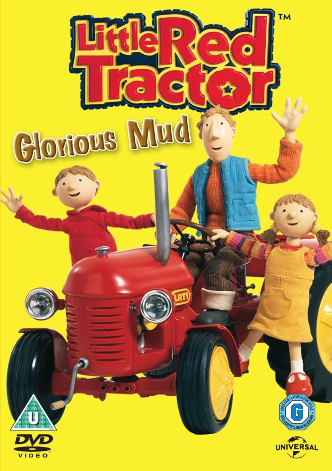 Little Red Tractor: Glorious Mud - Big Face Edition