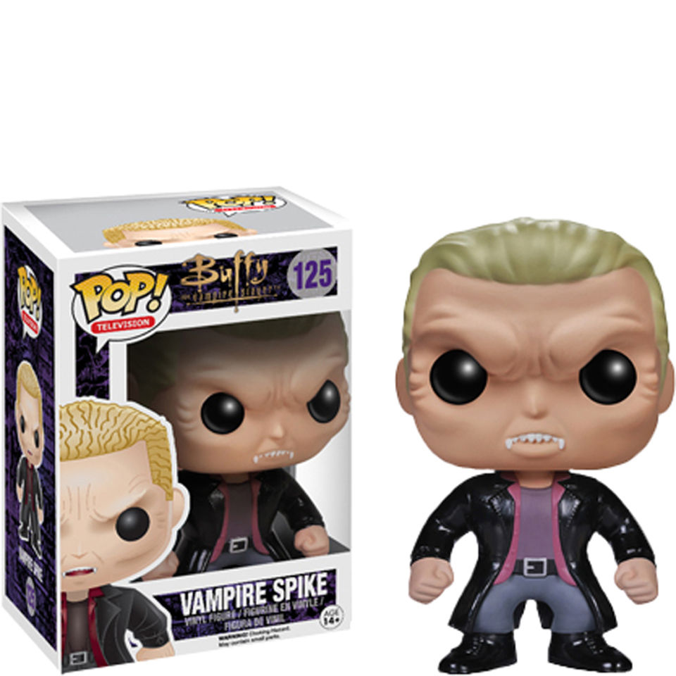 Buffy the Vampire Slayer Vampire Spike Pop! Vinyl Figure