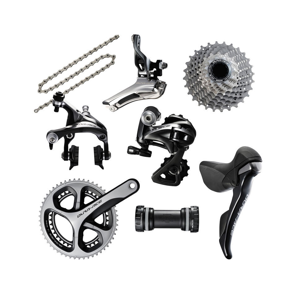 Dura Ace 9000 >> Shimano Dura Ace 9000 11 Speed Groupset