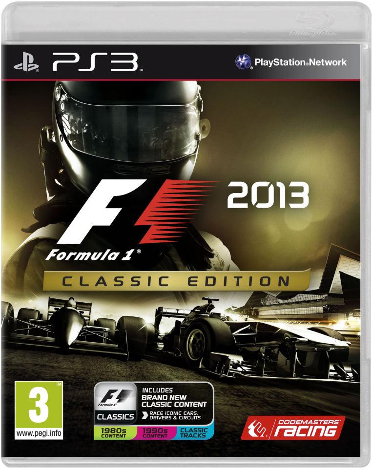 F1 2013 (SEMINUEVO)