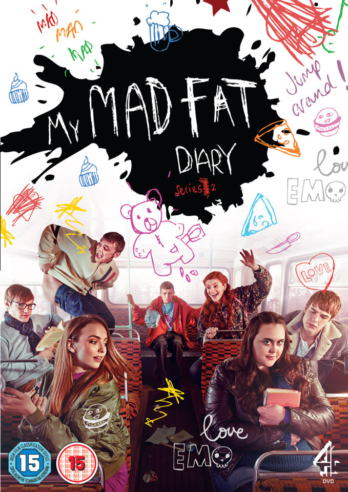 My Mad Fat Diary - Series 2