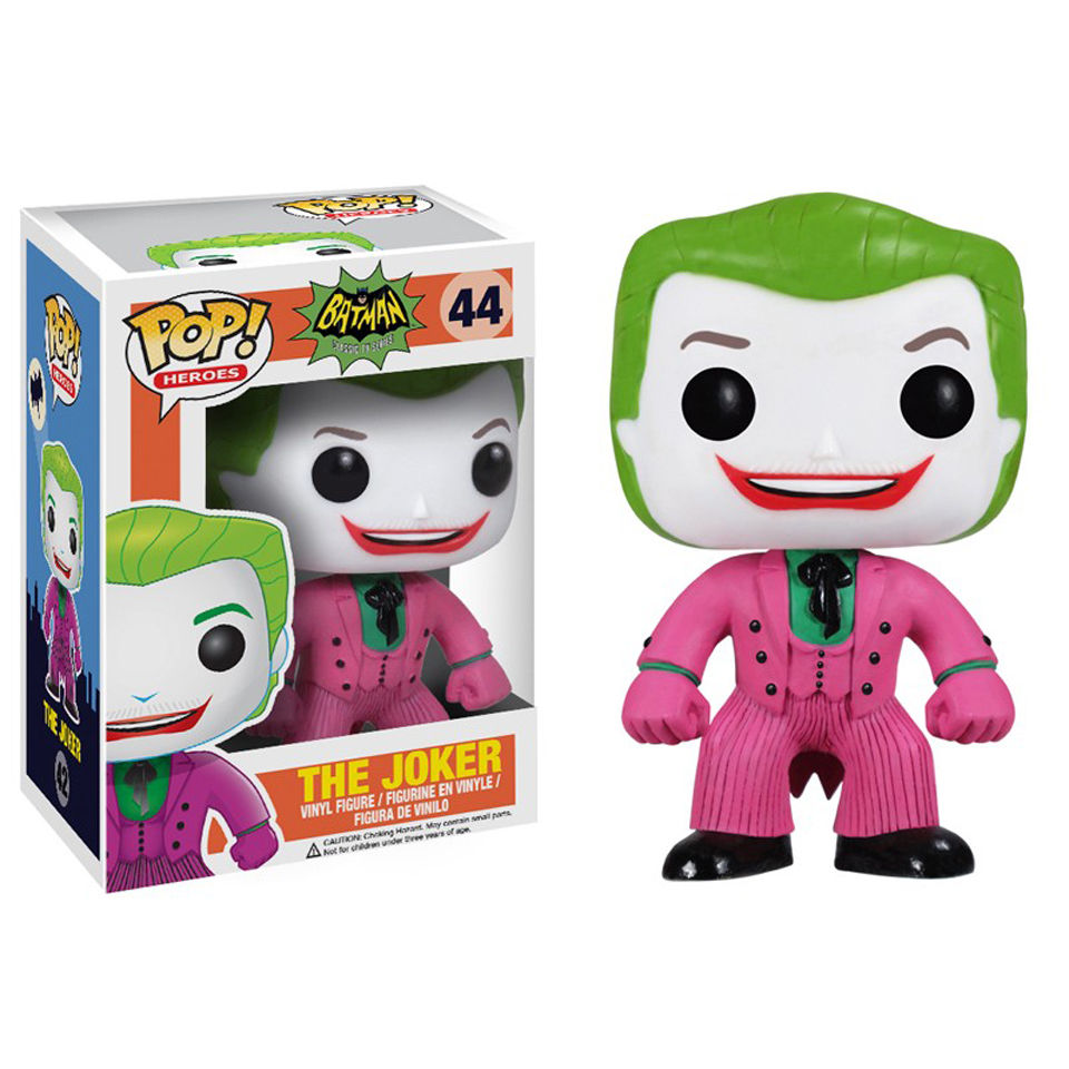 DC Comics Batman 1966 TV Series The Joker Pop! Vinyl Figure