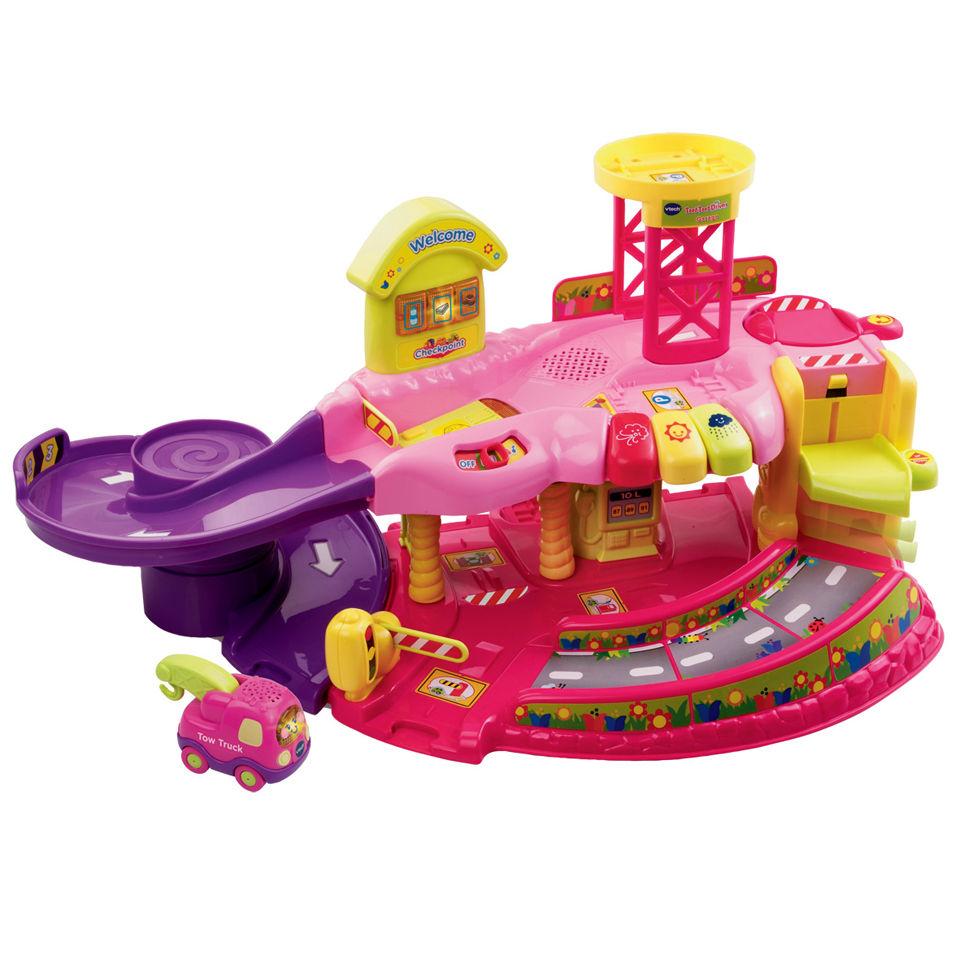 Vtech Toot Toot Drivers Garage Pink Toys Zavvi