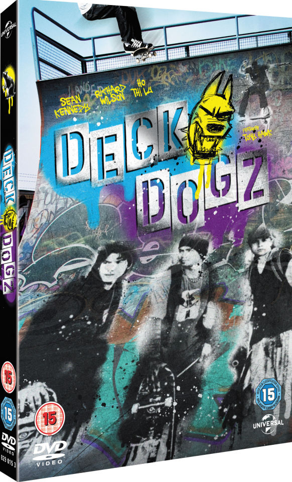 Deck Dogz - Screen Outlaws Edition