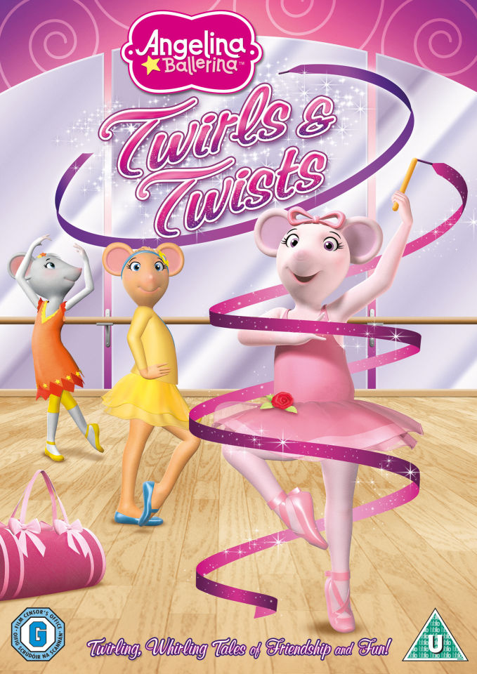 Angelina Ballerina: Twirls and Twists