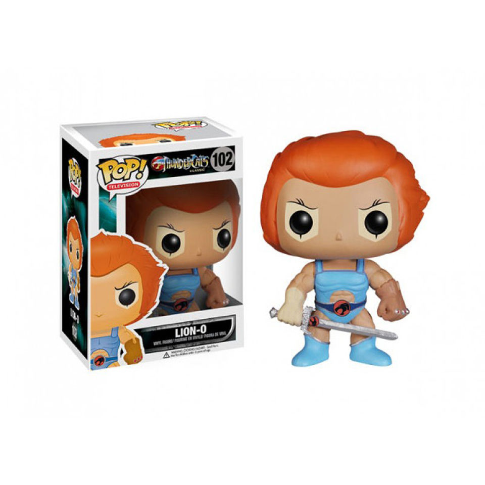 ThunderCats Lion-O Pop! Vinyl Figure