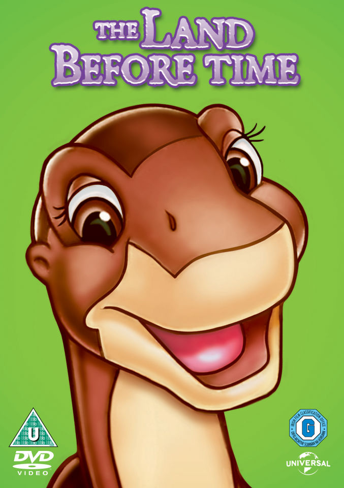 The Land Before Time - Big Face Edition